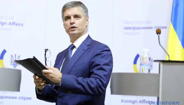 Prystaiko y Rama expresan su preocupación por el número creciente de bombardeos en Donbás