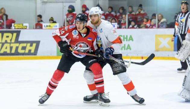 УХЛ: «Донбас» і «Білий Барс» здобули чергові перемоги