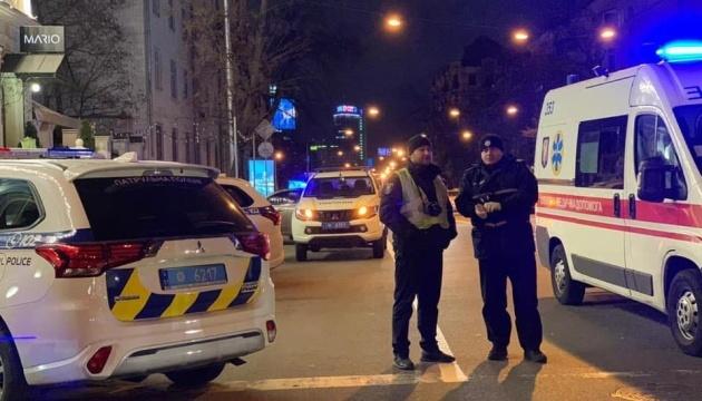 Полиция показала оружие, из которого вероятно убили сына депутата Соболева