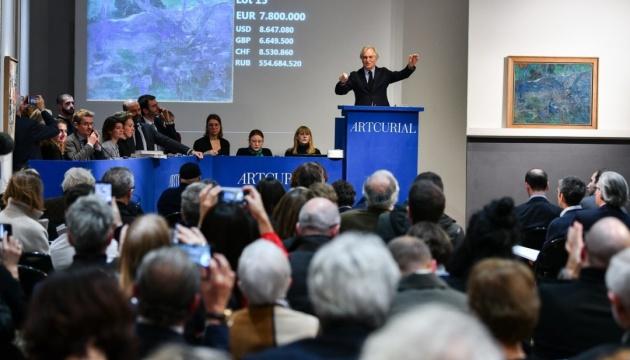 Картину Гогена продали на аукціоні за €9,5 мільйона