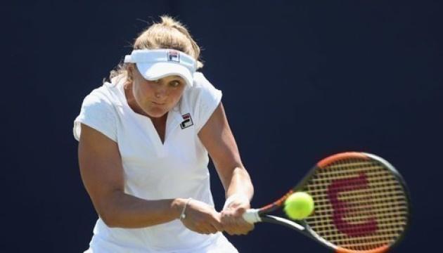 Удар Козлової — серед найкращих дропшотів року в WTA-турі