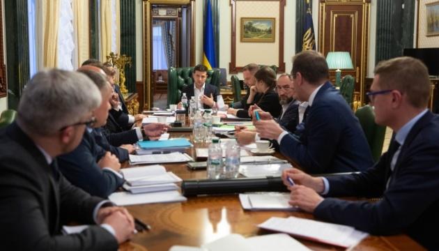 Aprobados los cinco escenarios para la reintegración del Donbás
