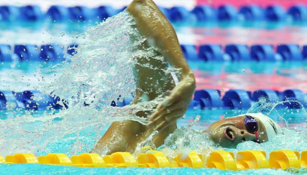 На ЧЄ з плавання на короткій воді Україну представлятимуть семеро спортсменів