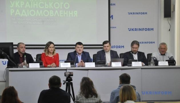 Новый этап радиовещания на территорию Крыма: «Радио Крым.Реалии» расширяет аудиторию на полуострове