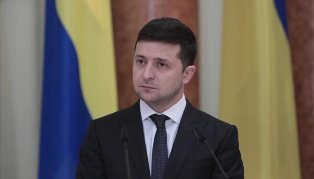 Zelensky sobre el nuevo contrato de tránsito: El STG ucraniano recibirá carga completa