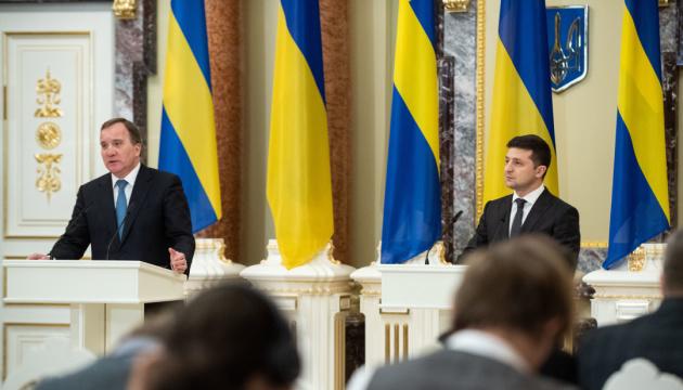 Швеція на Раді ЄС підтримає продовження санкцій проти Росії - прем'єр