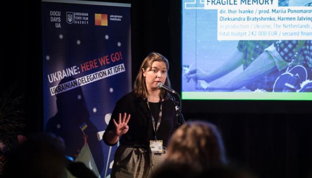 На фестивалі документалістики IDFA представили 10 українських кінопроєктів