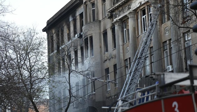 Суд отпустил под домашний арест директора одесского колледжа