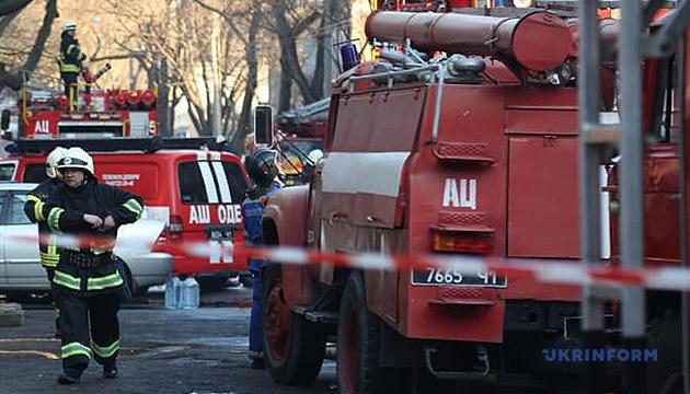 Смертельна пожежа в Одесі: директору коледжу оголосили підозру