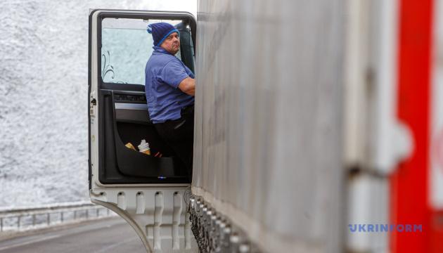 На границе с Польшей «застряли» более 100 авто