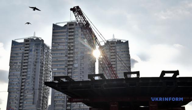 Шулявский мост скоро будет готов — голландцы стыкуют его части