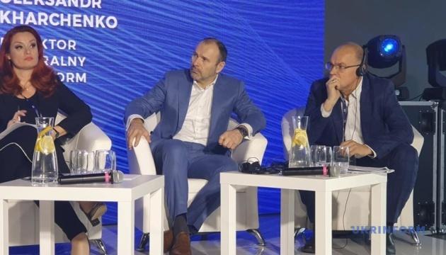 Медіафорум у Варшаві: гендиректор Укрінформу назвав три етапи просування фейків у соцмережах
