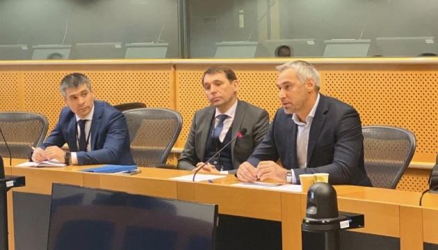 Рябошапка у Брюсселі назвав пріоритет №1 для Генпрокуратури
