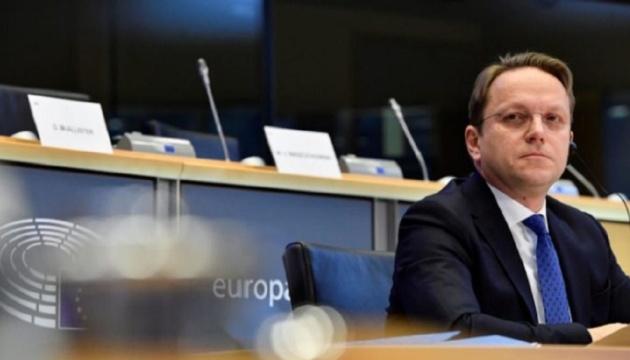 Наявність окупованих територій не перешкоджає зближенню з ЄС – Єврокомісар
