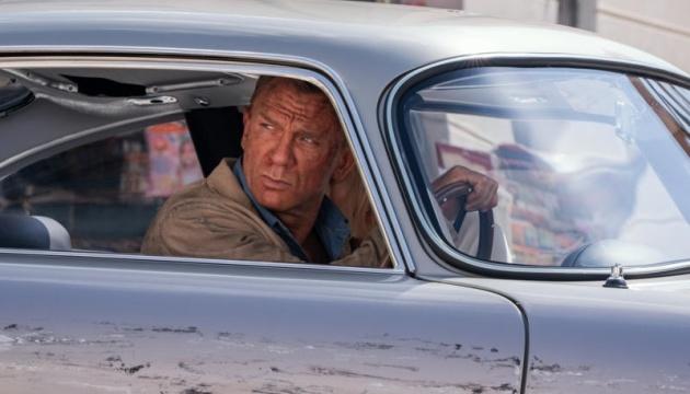 Вийшов український трейлер 25 фільму про Джеймса Бонда