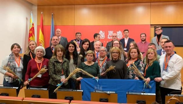 Парламент Валенсії визнав Голодомор геноцидом