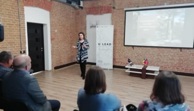 Три громади Житомирщини презентували успішні проєкти року
