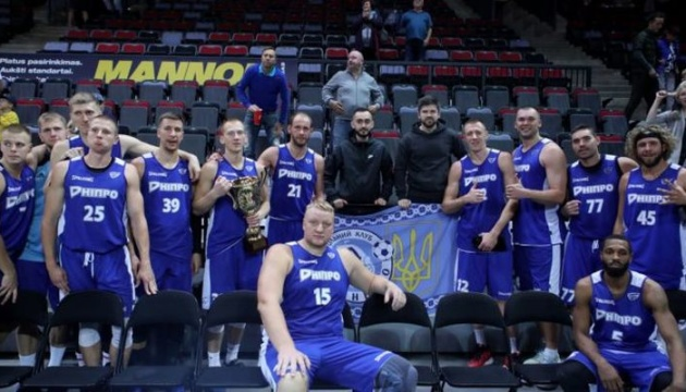 """Баскетбольный клуб """"Днепр"""" наказан за поведение своего президента"""