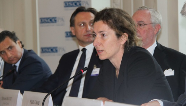 OSCE ambassador: Overall dynamics of compliance with ceasefire continues in Donbas