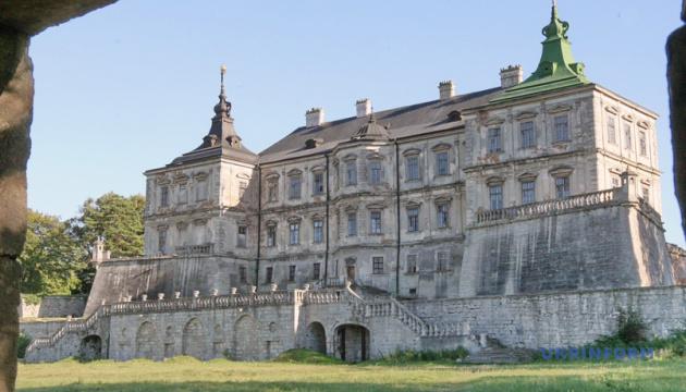 Підгорецький замок увійшов до фотоальбому з занедбаними пам'ятками світу
