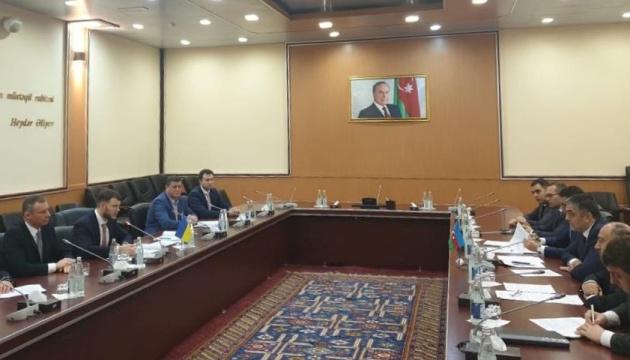Україна та Азербайджан розширять співпрацю у сфері транспорту та поштового зв'язку