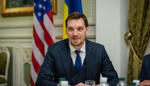 Гончарук обговорив інтеграцію в НАТО та Nord Stream 2 з представниками Держдепу