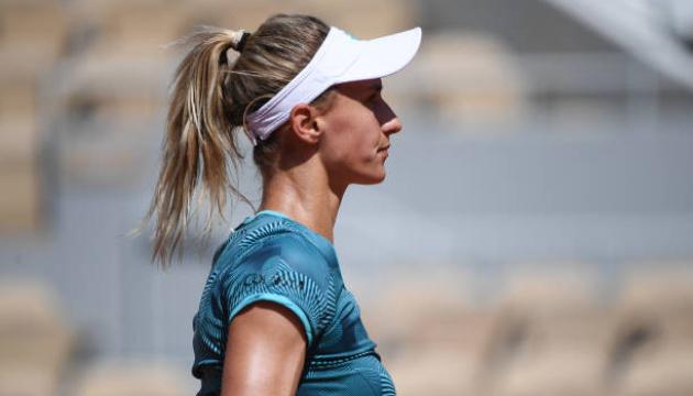 Цуренко знялася з турніру ITF у Дубаї