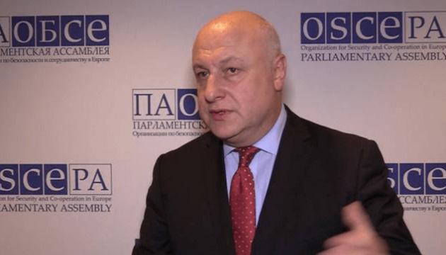 Конфлікт на Донбасі поставив під загрозу європейську безпеку – президент ПА ОБСЄ