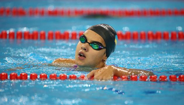 Українка Зевіна – четверта на чемпіонаті Європи з плавання