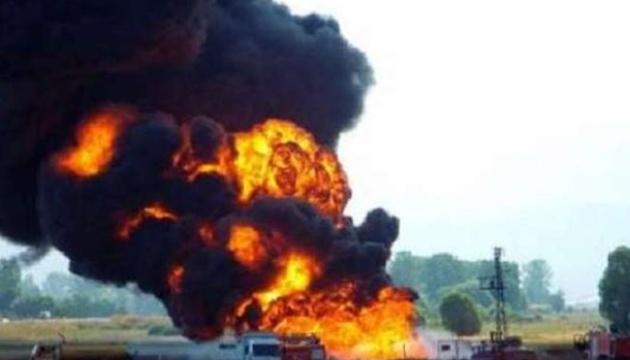 В результаті вибуху нафтопроводу у Нігерії загинула людина