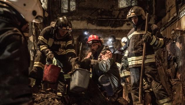 Incendie à Odessa: les sauveteurs ont retrouvé tous les corps