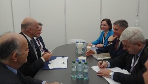 Новий уряд Греції висловив підтримку територіальної цілісності України