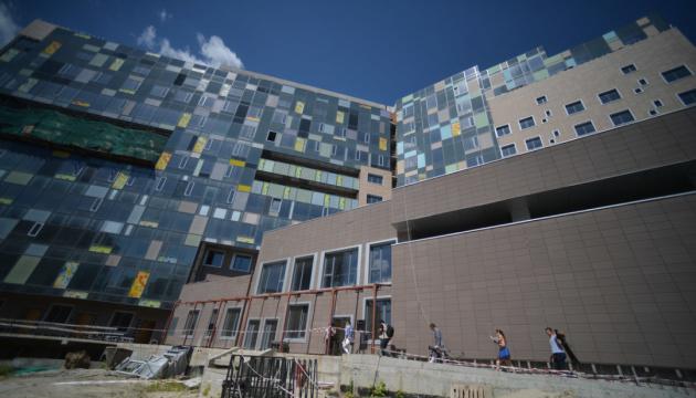 Новий корпус Охматдиту планують відкрити у 2020 році: що в ньому буде