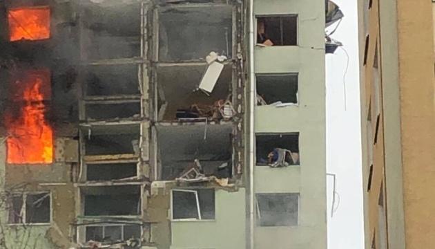 В Словакии в многоэтажке прогремел взрыв, есть погибшие