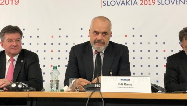 Председатель ОБСЕ призывает Азербайджан и Армению к прекращению огня