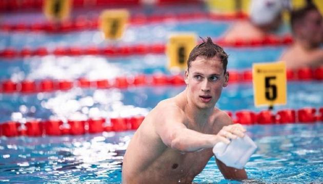 ЧЄ з плавання на короткій воді: Романчук залишився без медалі