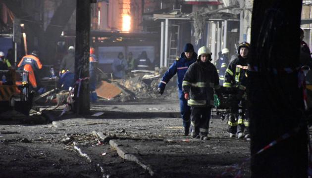 Пожар в Одессе: опознана еще одна погибшая, судьба 10 человек неизвестна