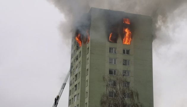 Кількість загиблих унаслідок вибуху газу у Словаччині зросла до семи