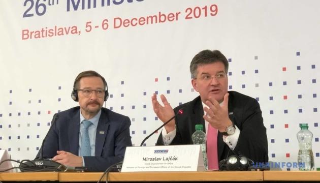 Голова ОБСЄ: Немає ніякої капітуляції чи здачі українського суверенітету
