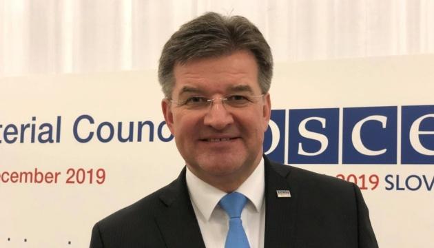 Рада ЄС призначила Лайчака представником у діалозі між Сербією та Косовом