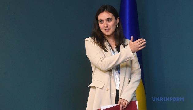 В ОП підтвердили звільнення Мендель з посади прессекретаря Зеленського
