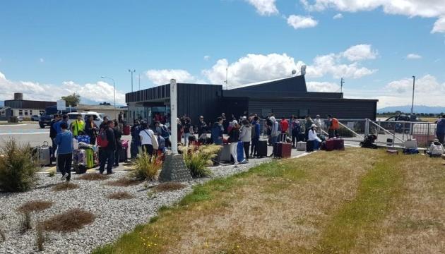 Майже тисяча туристів застрягла у Новій Зеландії через негоду