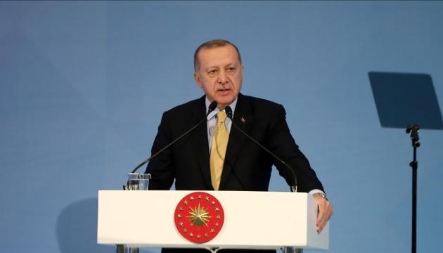 Туреччина цьогоріч очікує 50 мільйонів туристів – Ердоган