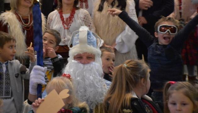 До українців у Нідерландах  завітав Святий Миколай