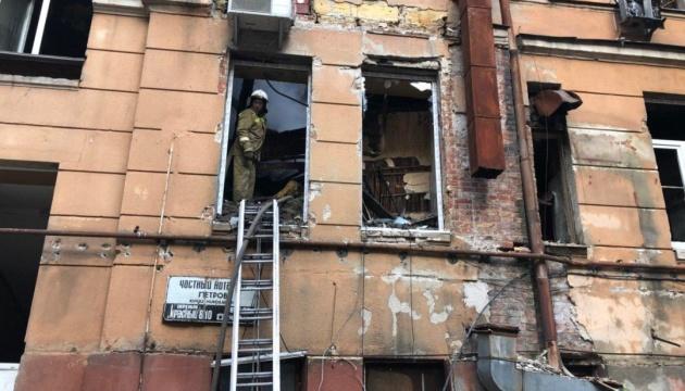 Під завалами коледжу в Одесі знайшли ще два тіла
