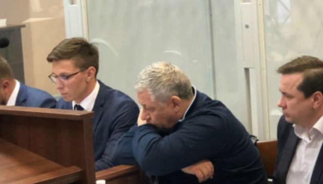 Экс-глава следственного управления ГПУ Щербина вышел из СИЗО