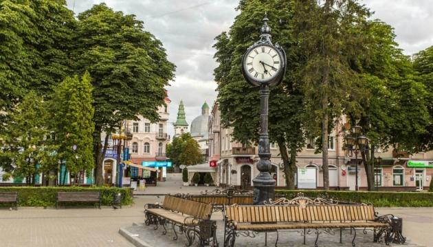 Годинник у Тернополі став лідером за туристичним скануванням