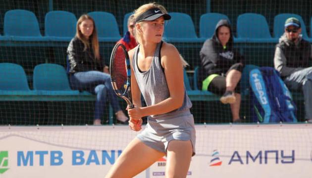 Шошина и Снигур прошли квалификацию 100-тысячника ITF в Дубае