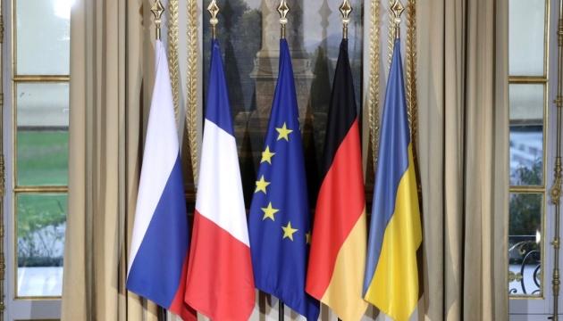 Зеленський обговорить ситуацію на сході України з «нормандською четвіркою» - Мендель