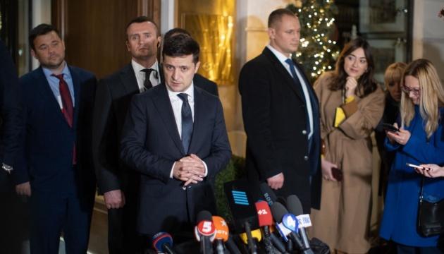 Зеленський назвав свою головну перемогу на саміті в Парижі